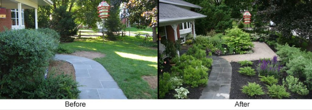 landscaping increase home value